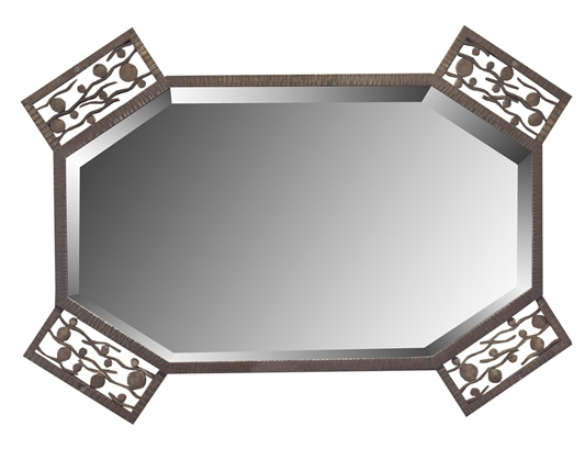French Fer Forge Mirror