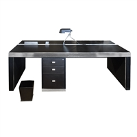 Italian Mid-Century Executive Desk