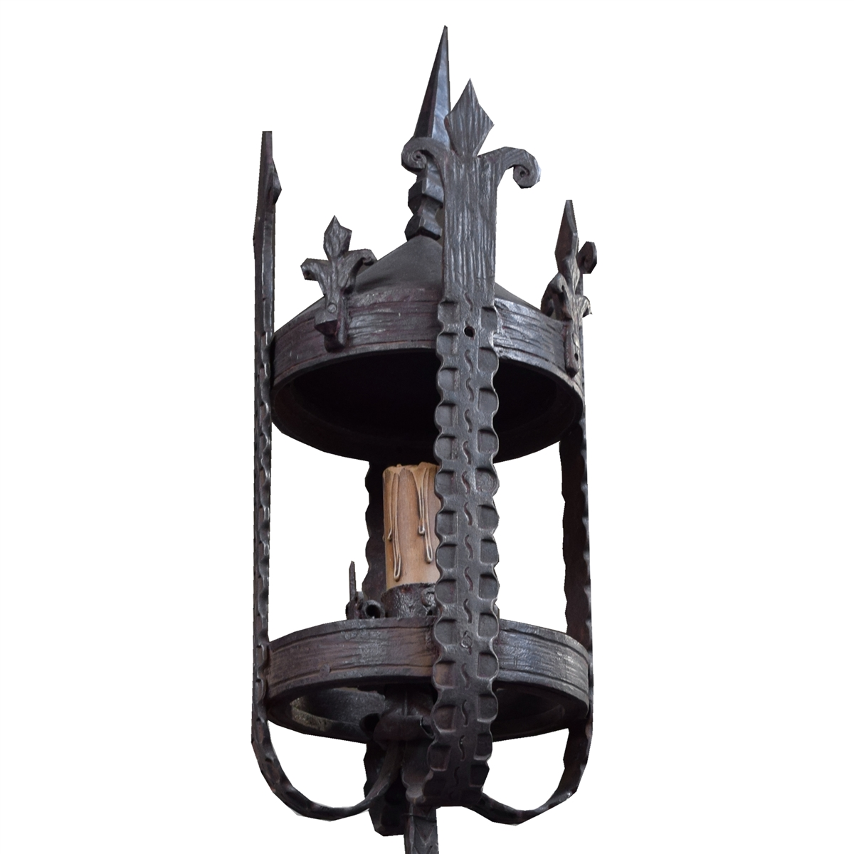 by bella htm iron sconce hurricane p wrought bt toscana sconces