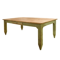 Italian Pine Work Table
