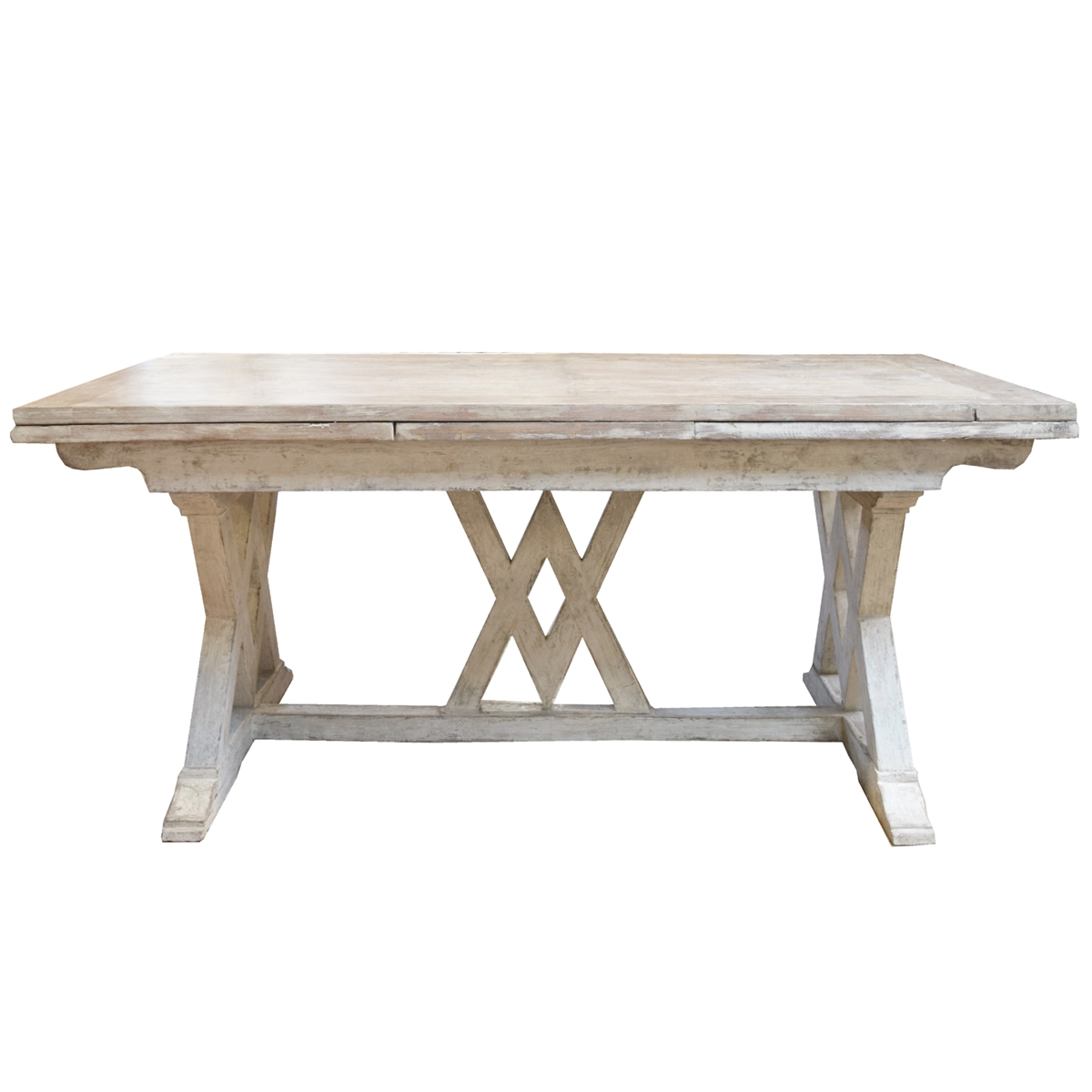 Amazing Italian Trestle Table With Extensions Download Free Architecture Designs Scobabritishbridgeorg