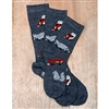 CLEARANCE! KK554 Kids Woodland Critter Sock