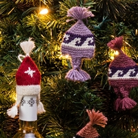 RF343 Mini Hat Ornament