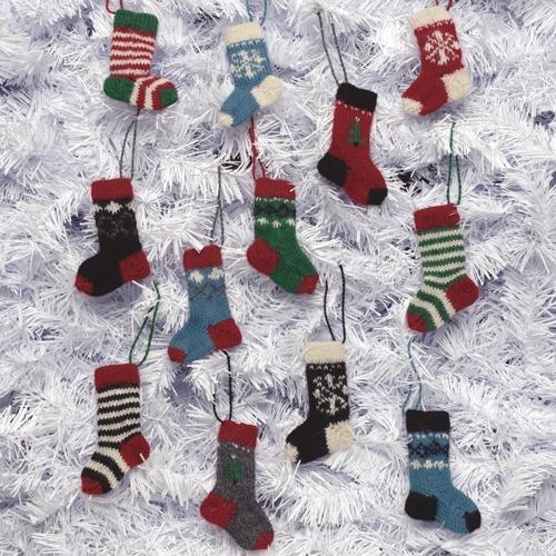 eeaada58d RF583 Mini Stocking Ornament