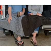 RF629 Ashlar Travel Blanket