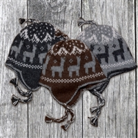 RH358 Homespun Alpaca Herd Hat