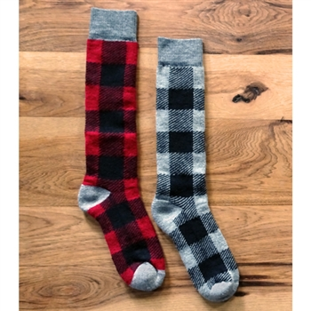 CLEARANCE! RK291 Alpaca Casuals Lodge Sock