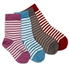 CLEARANCE! RK433 Kid's Stripe Crew Sock