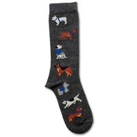 RK616 Alpaca Bamboo Dog Sock