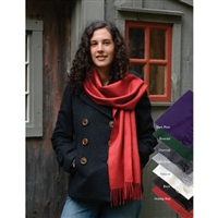 RR464 Brushed Solid Scarf