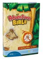 The Adventure Bible (Ages 9-12) NIV