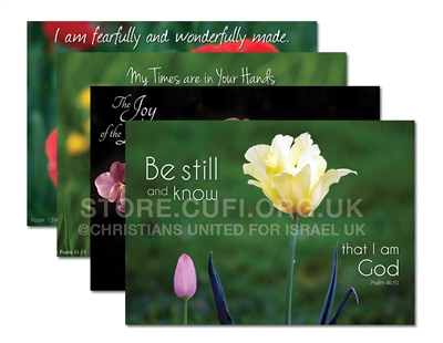 Floral Collection (Pack of 4)