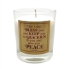 GLIMMER OF HOPE Scripture Candle - Pomegranate