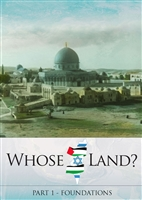Whose Land? DVD