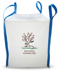 XYNYTH  Ground Works Natural IceMelter 1 ton tote