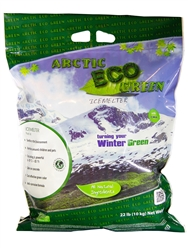 Xynyth Arctic Eco Green IceMelter Pallet of 22lb bags