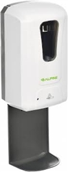 Alpine Hand sanitizer dispenser hands free