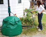 Example of 150 gallon rainwater bladder