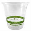 3 oz Clear PLA Compostable Cold Cup Case/2000