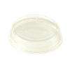 World Centric Biodegradable & Compostable LID - (No Straw Hole) - 3 to 9 oz - 110F Case of 2000