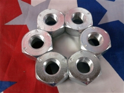 M35A2 2.5 ton Right Side Front Lug nuts set of 6 Singled out rears Bobbers 37888