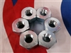 M35A2 2.5 ton Left Side Front Lug nuts set of 6 Singled out rears Bobbers 37889
