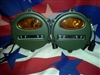 Military Turn Signal Light With Bulbs Old Style M37 M38 7762614A SET OF 2