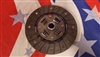 M38 M38A1 CLUTCH DISC WILLYS JEEP MB CJ2A AND 3A 8 1/2 INCH