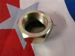 M35A2 2.5 ton Right Side Rear Outer Lug Nut for Duels. 83-155-H