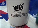Military Vehicle Coolant Filter M35A2, M939, M809, HMMWV, WIX 24070 / NAPA 4070