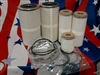 M35A2 Oil Filter Set & Fuel Filter Set