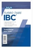 2021 International Building Code Turbo Tabs - Soft Cover