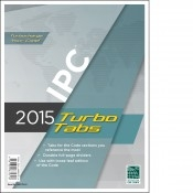 2015 International Plumbing Code Turbo Tabs - Loose Leaf