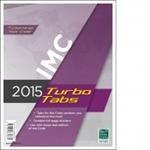 2015 International Mechanical Code Turbo Tabs - Soft Cover
