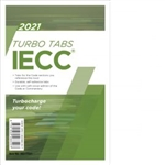 2021 International Energy Conservation Code Turbo Tabs - Soft Cover