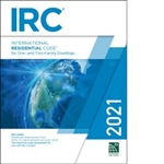 2021 International Residential Code - Soft Cover
