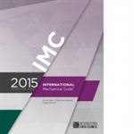 2015 International Mechanical Code - Soft Cover
