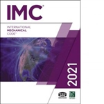 2021 International Mechanical Code - Soft Cover