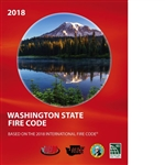2018 International Fire Code (IFC) with Washington Amendments - Soft Cover
