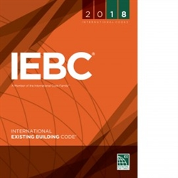 2018 International Existing Building Code - Soft Cover