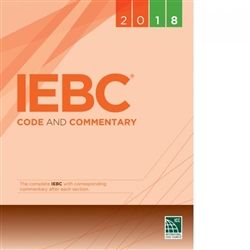 2018 IEBC Code and Commentary