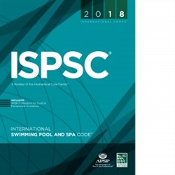 2018 International Swimming Pool and Spa Code - Soft Cover
