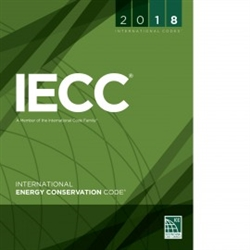 2018 International Energy Conservation Code - Soft Cover