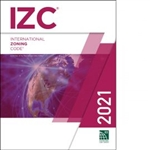 2021 International Zoning Code - Soft Cover