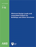 ASCE/SEI 7-16 Minimum Design Loads and Associated Criteria for Buildings and Other Structures (2 Book Set)