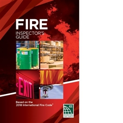Fire Inspector's Guide Based on the 2018 International Fire Code