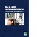 ICC A117.1-2009 Standard and Commentary: Accessible and Usable Buildings and Facilities