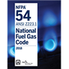 NFPA 54: National Fuel Gas Code, 2018 Edition