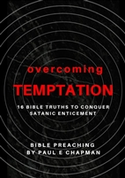 """Overcoming Temptation"" Sermon Series - DOWNLOADABLE"