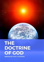 """The Doctrine of God"" Sermon Series - DOWNLOADABLE"